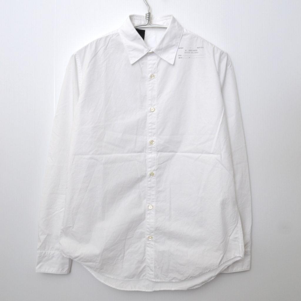 スタンプ シャツ