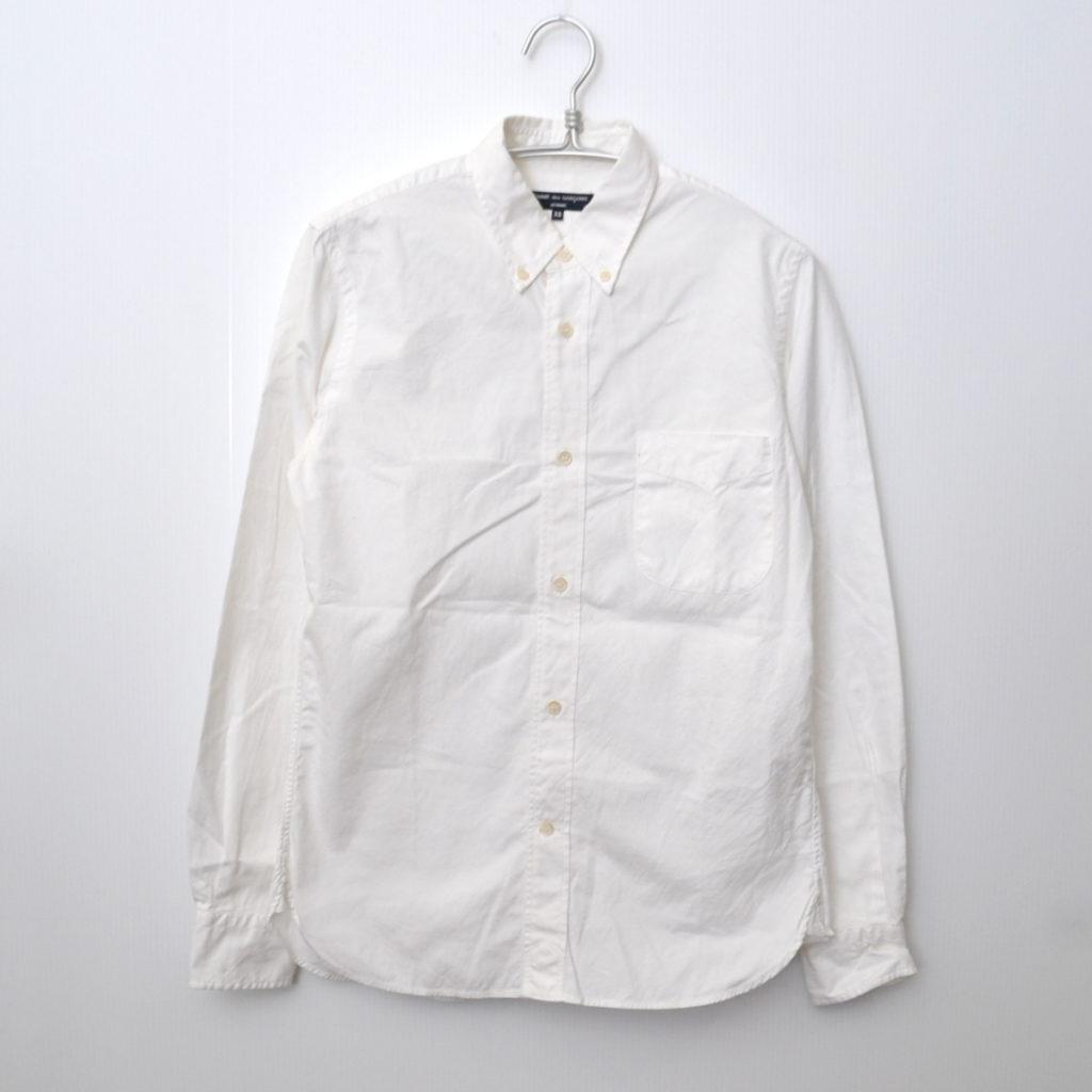 AD2015 15AW/ ライトオックス ボタンダウンシャツ