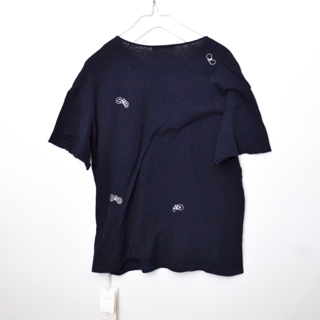 2017ss/ choucho 蝶々 カットソーの買取実績画像