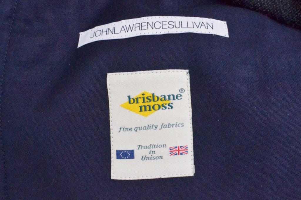2014AW/ BRISBANE MOSS モールスキン モッズコートの買取実績画像