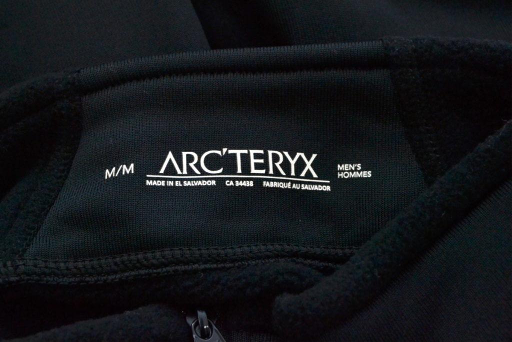 Rho AR Zip Neck Shirt ロー AR ジップネックシャツ プルオーバー フリースジャケットの買取実績画像