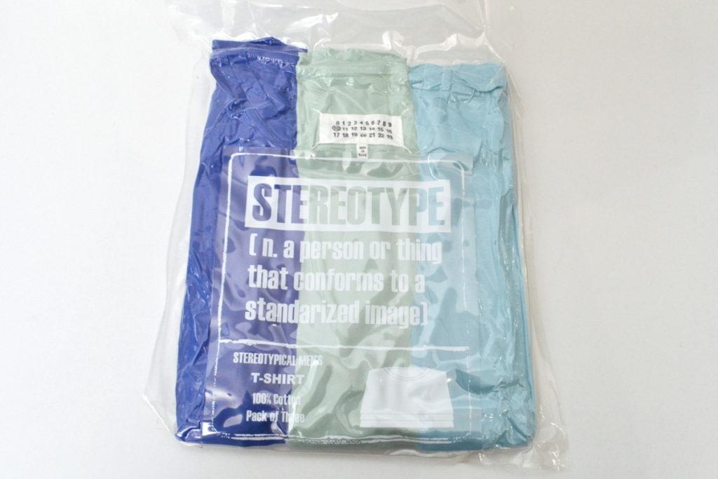 2018SS/ 3 pack tee shirt パックTシャツ