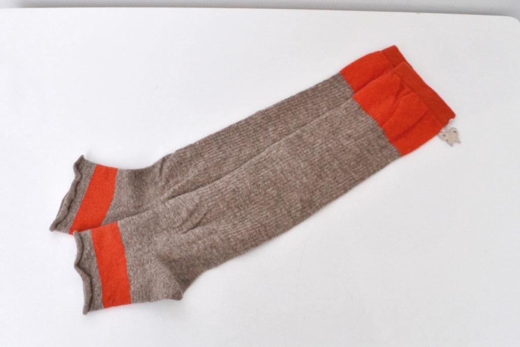 poem ポエム ウール オープントゥ 靴下の買取実績画像