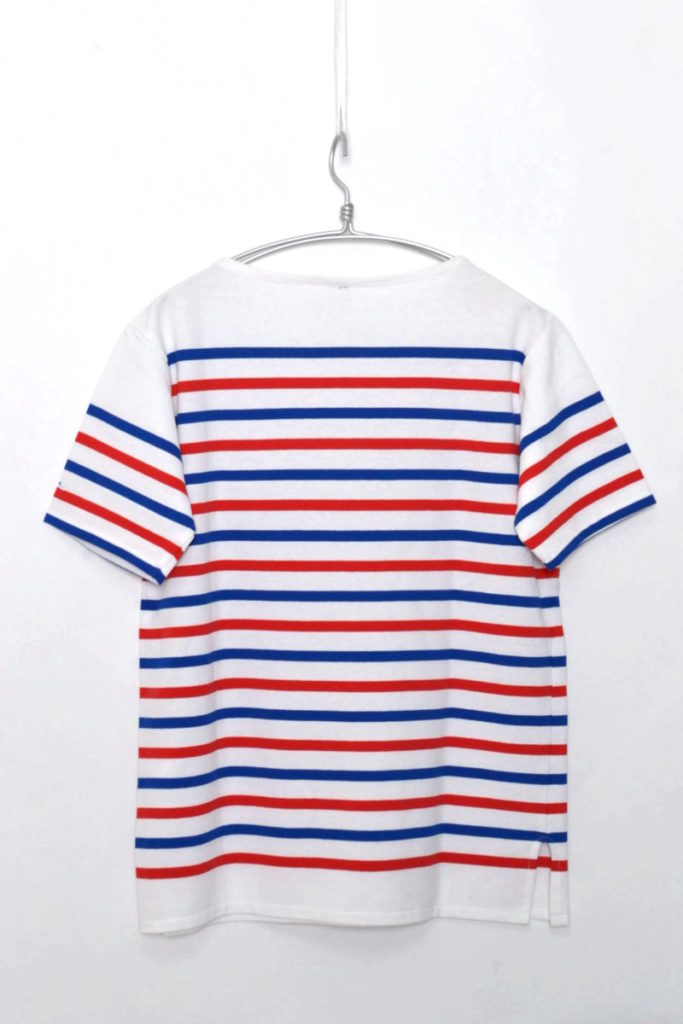 French Sailor S/S T-Shirt ラッセル フレンチセーラー ボートネックTシャツ 半袖の買取実績画像