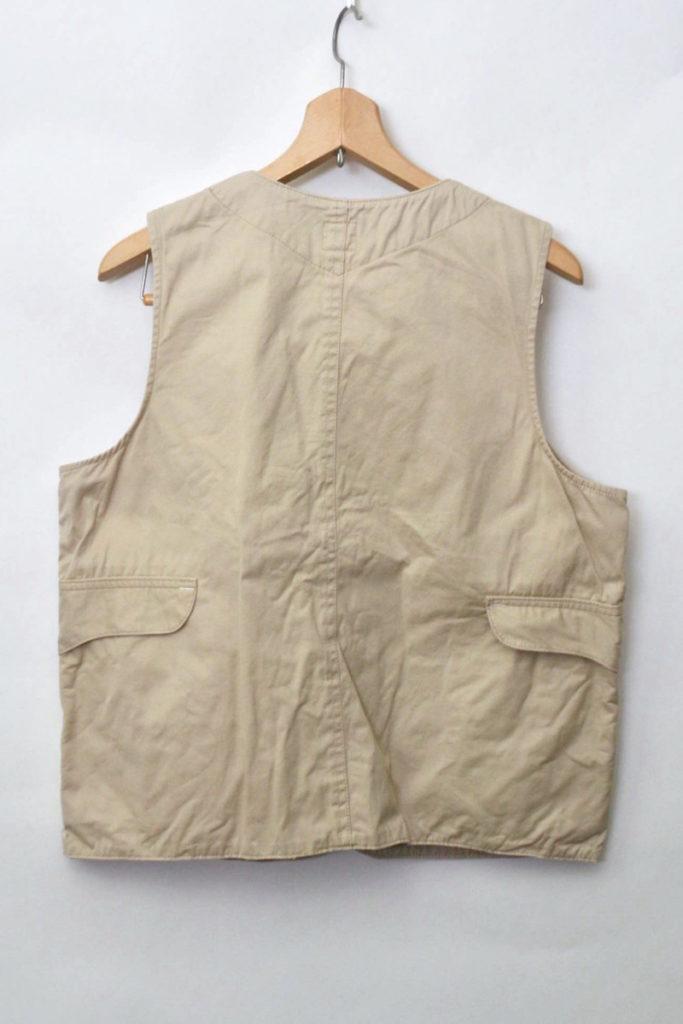 Royal Traveler Vest ツイルコットン ロイヤルトラベラーベストの買取実績画像