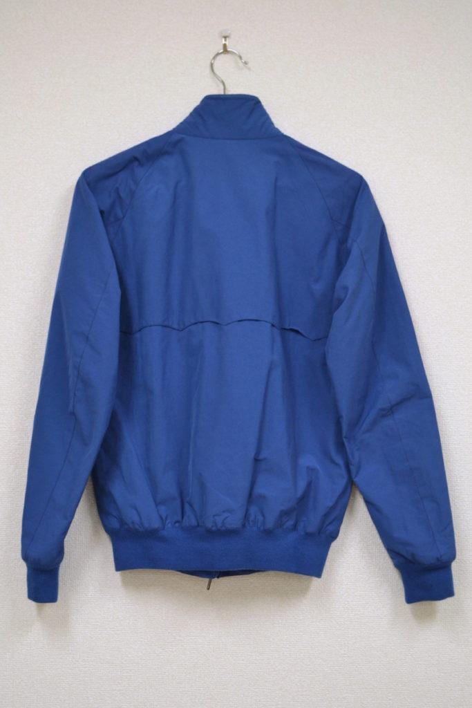 G9 COOLMAX ライニング ハリントンジャケット スイングトップの買取実績画像