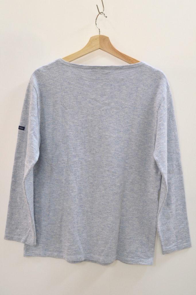 OUESSANT MELANGE ウエッソン メランジ バスクシャツの買取実績画像