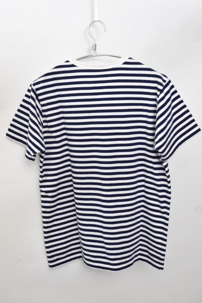 COOLMAX St. Jersey Tee ボーダーTシャツの買取実績画像