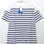 French Sailor T-Shirt S/S ラッセル フレンチセーラー パネルボーダー半袖バスクシャツ