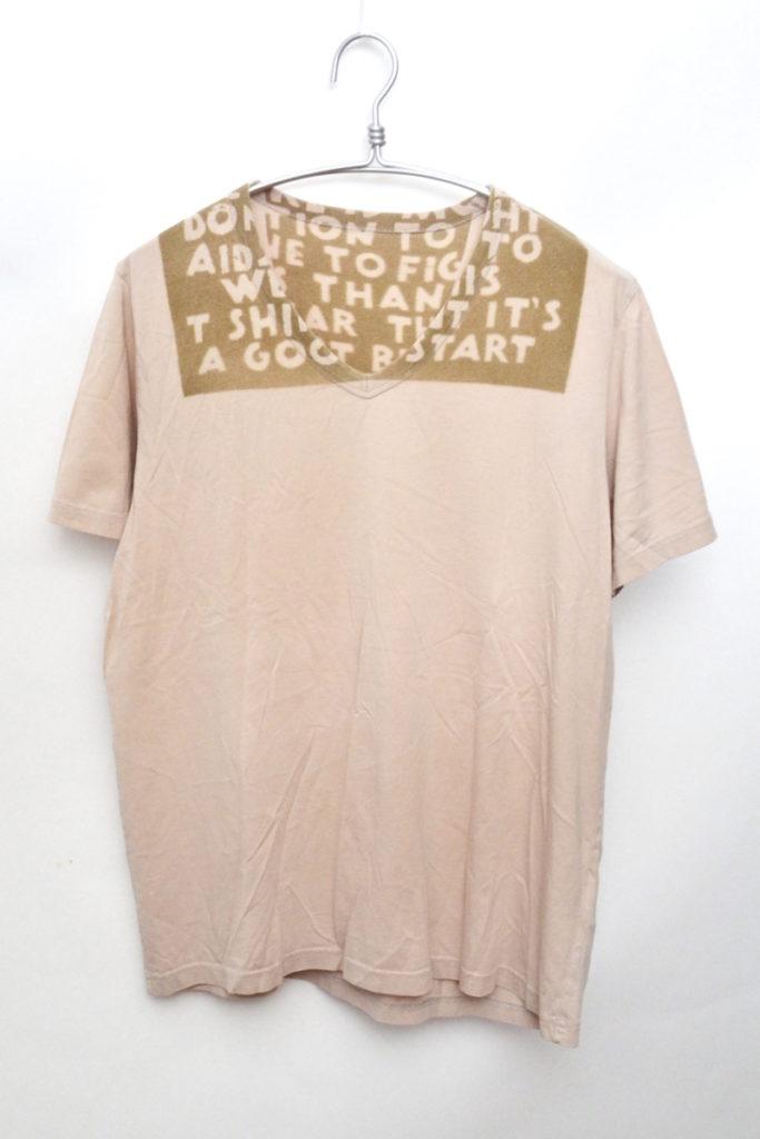 2015ss/ エイズTシャツ