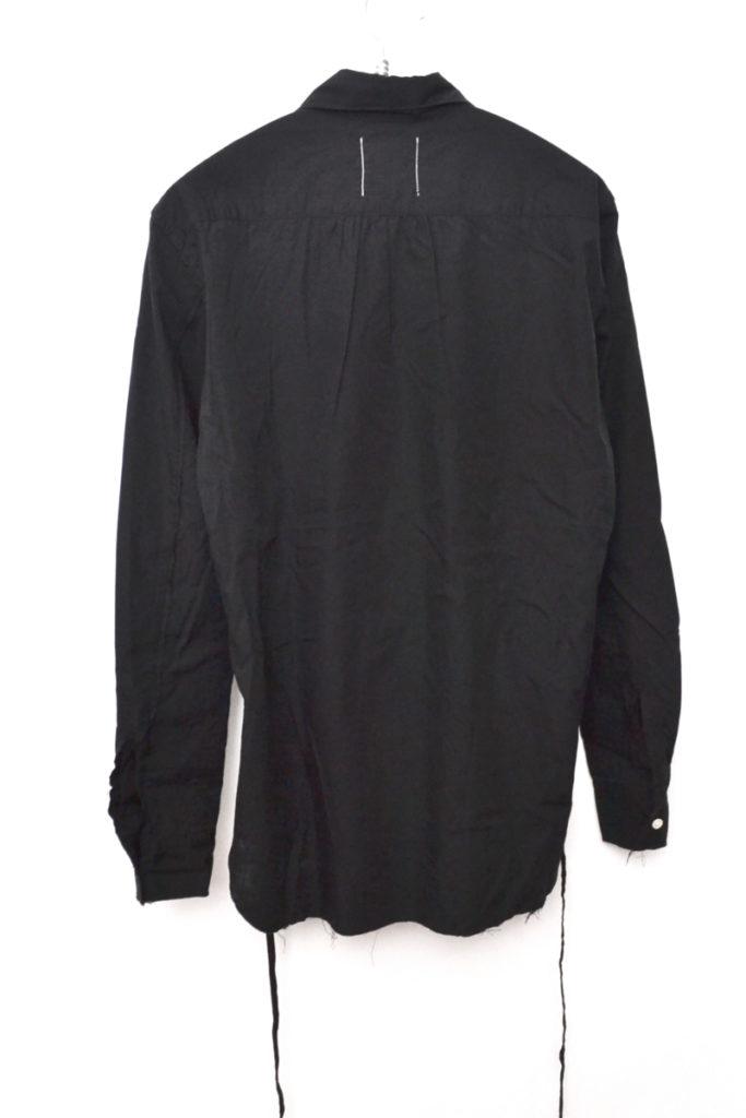17SS/Crossover Front Shirt クロスオーバーフロント シャツの買取実績画像