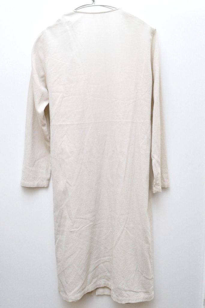 evam eva vie/2017/organic cotton robe オーガニックコットンローブの買取実績画像
