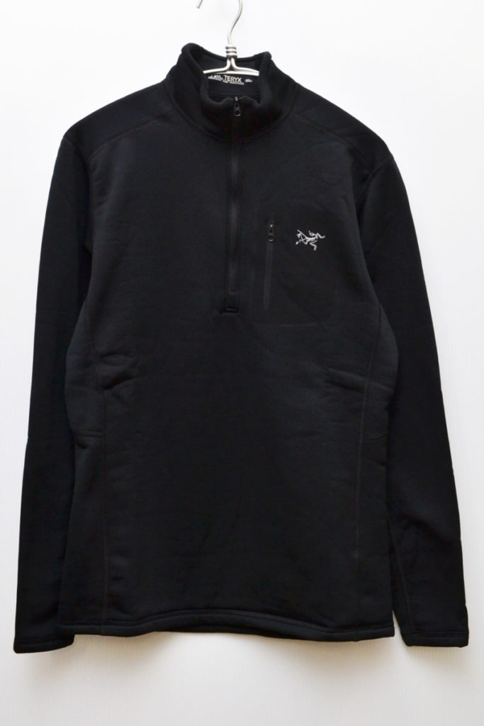 Rho AR Zip Neck Shirt ロー AR ジップネックシャツ プルオーバー フリースジャケット