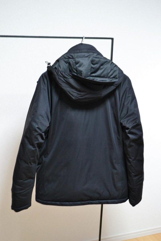 THERMOLITE フード 中綿ジャケットの買取実績画像