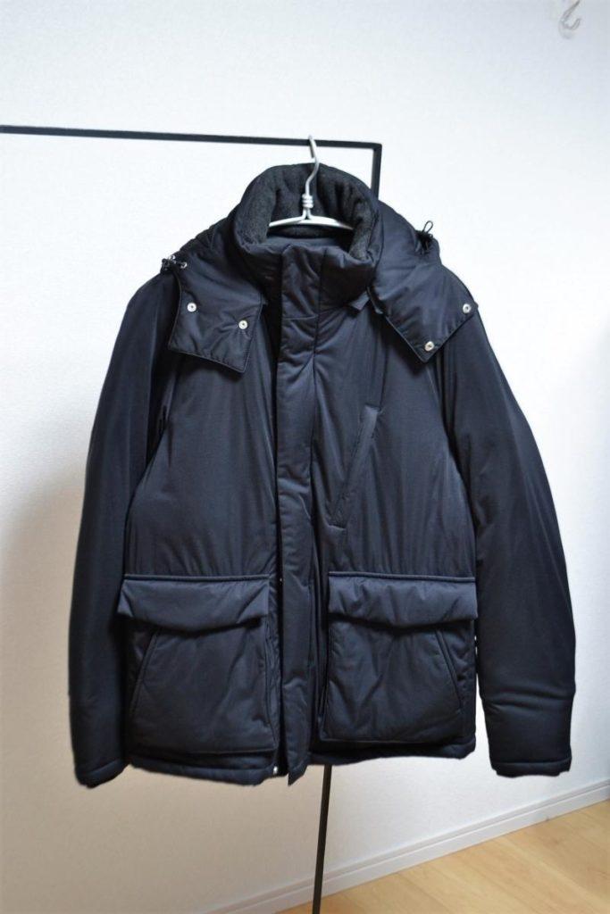 THERMOLITE フード 中綿ジャケット
