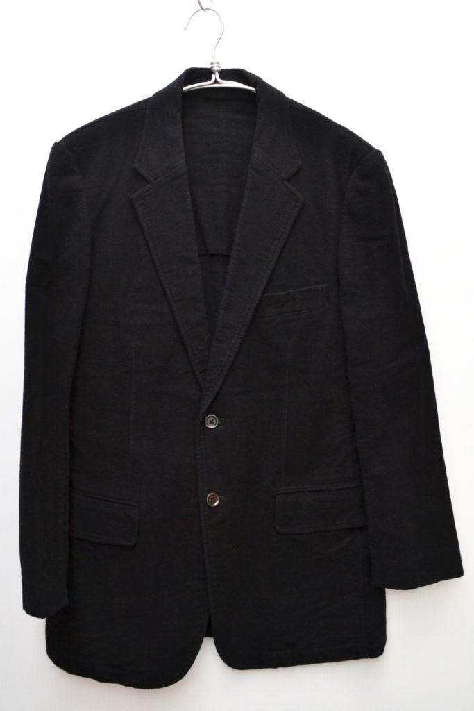 00's コットン モールスキン テーラードジャケット