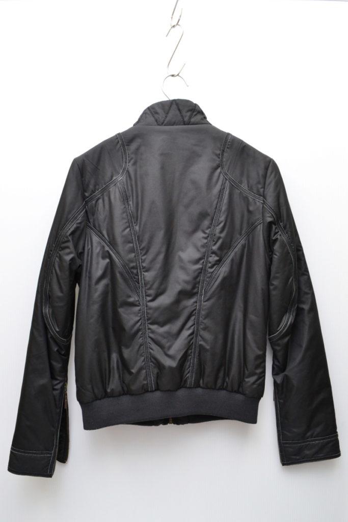 ジップ中綿ブルゾン ジャケットの買取実績画像