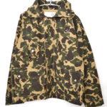 Carmel Jacket – 60/40 カモフラ カーメルジャケット