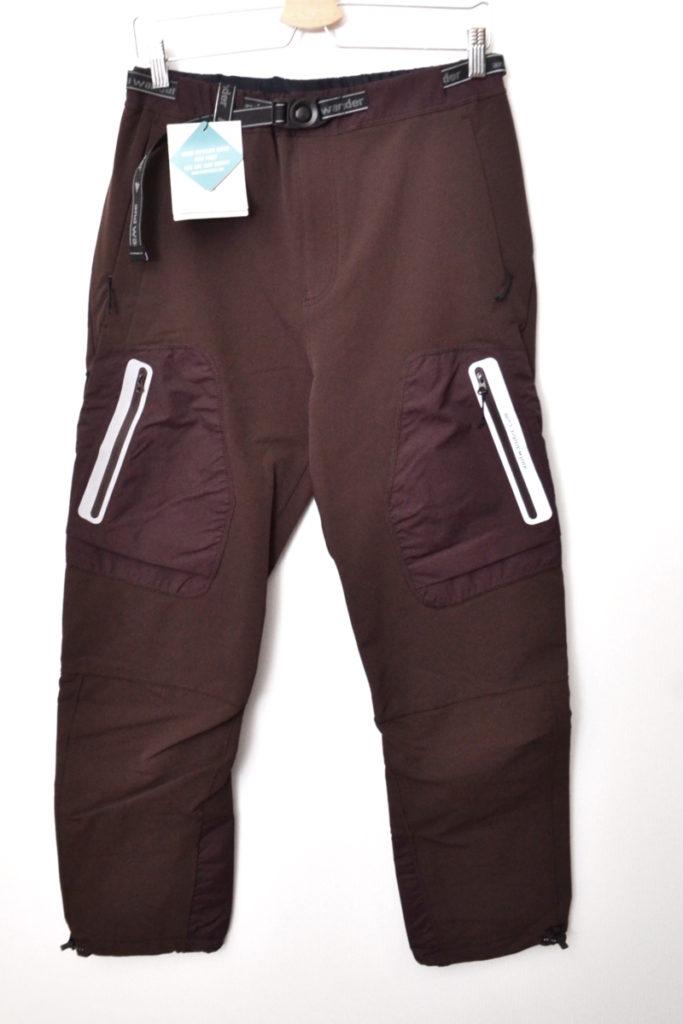 stretch shell pants reflect ストレッチシェルパンツ