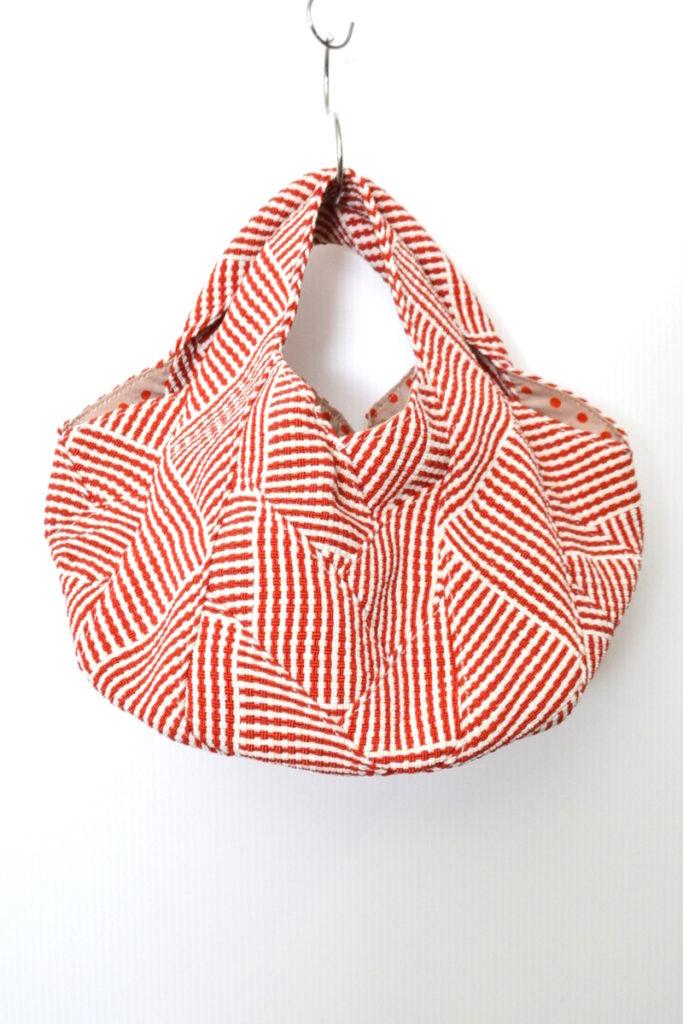 編み込み テープバッグ トートバッグの買取実績画像
