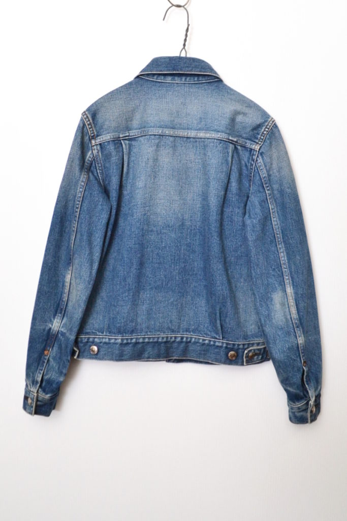 denim jacket デニム ジャケットの買取実績画像