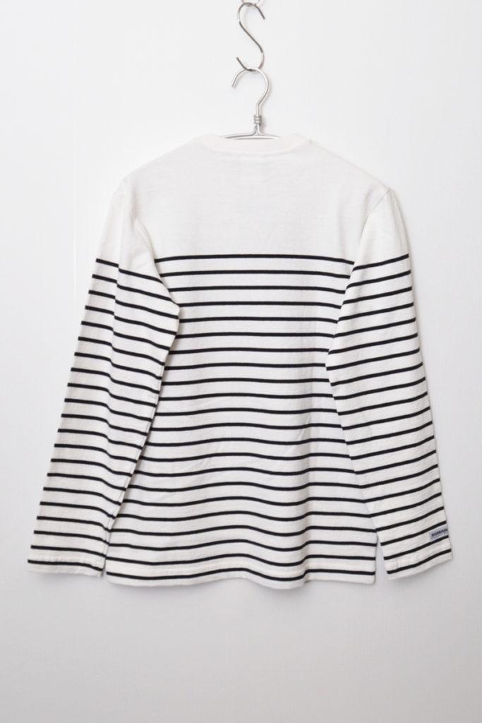 8oz パネルボーダーカットソー バスクシャツの買取実績画像