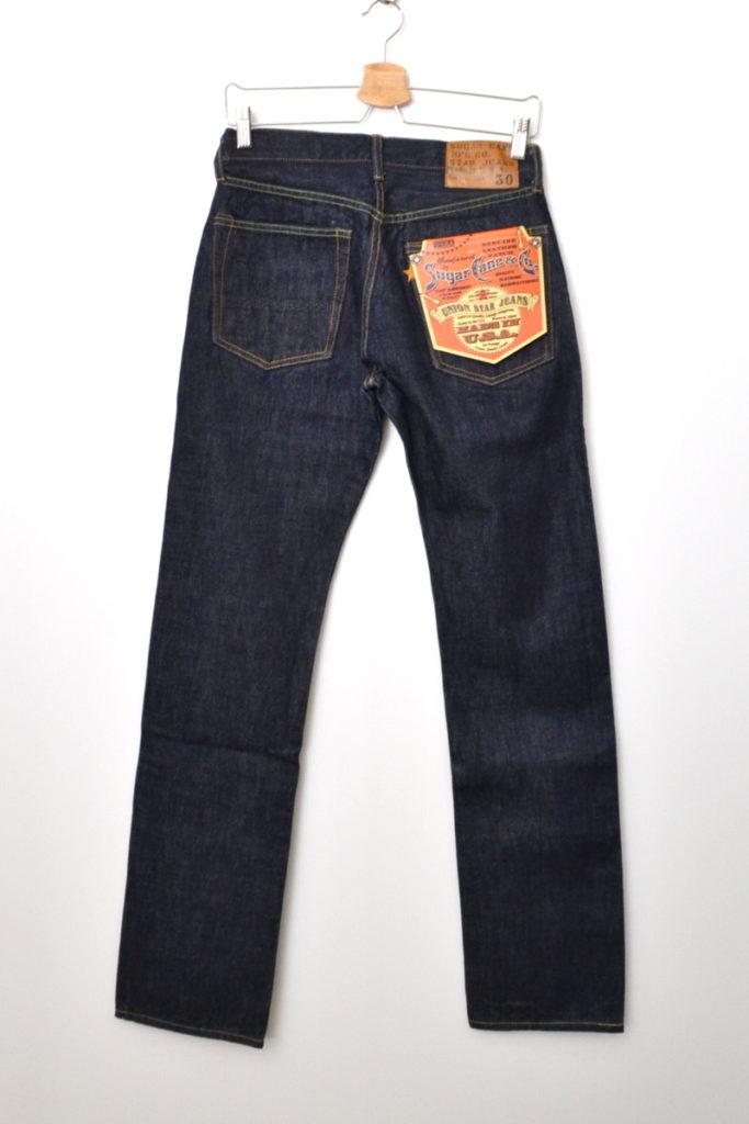 724 STAR JEANS USA製 デニム パンツの買取実績画像