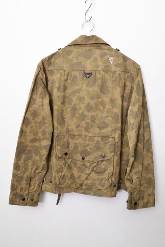 テンカラ カモ柄 ジャケットの買取実績画像