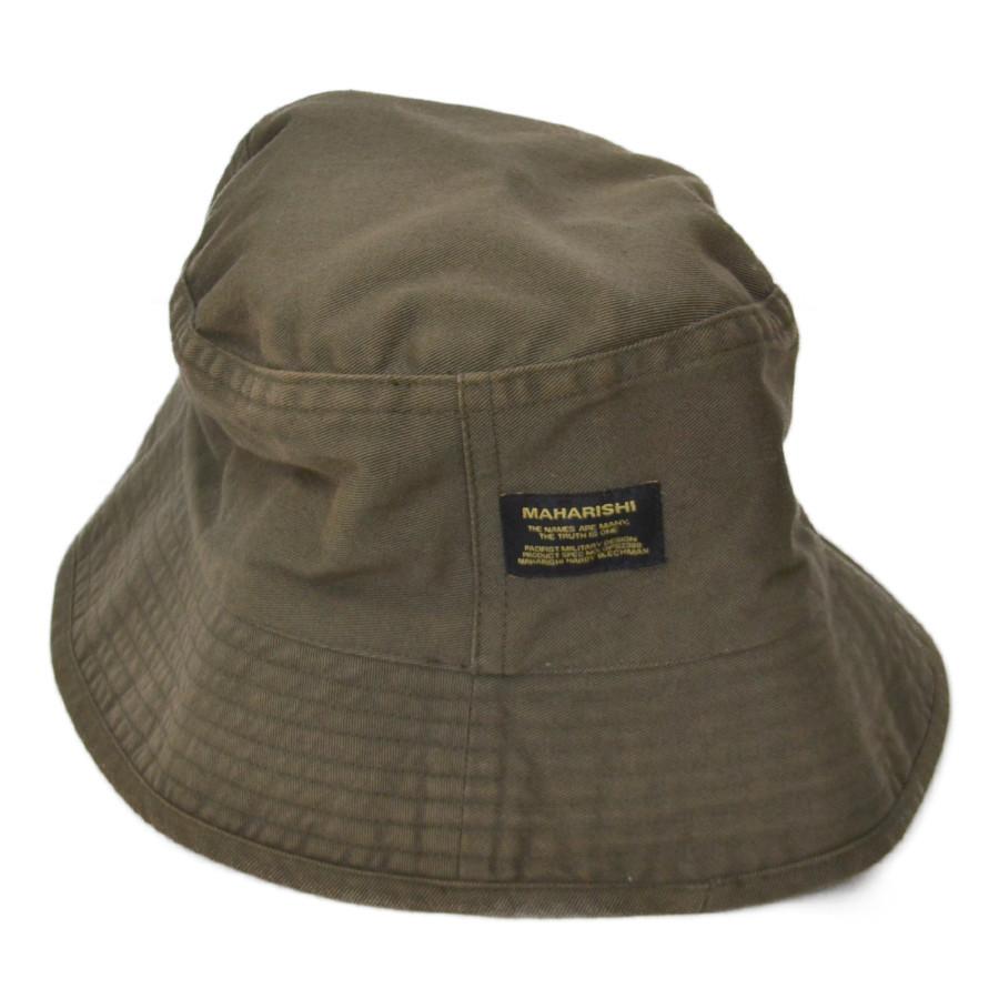 コットン バケットハット 帽子