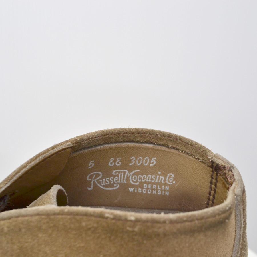 SPORTING CLAY CHUKKA スポーティング クレイ チャッカ ブーツの買取実績画像