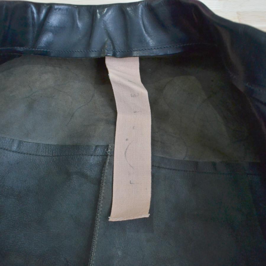 GUIDI カーフレザー レザーシャツ ジャケットの買取実績画像