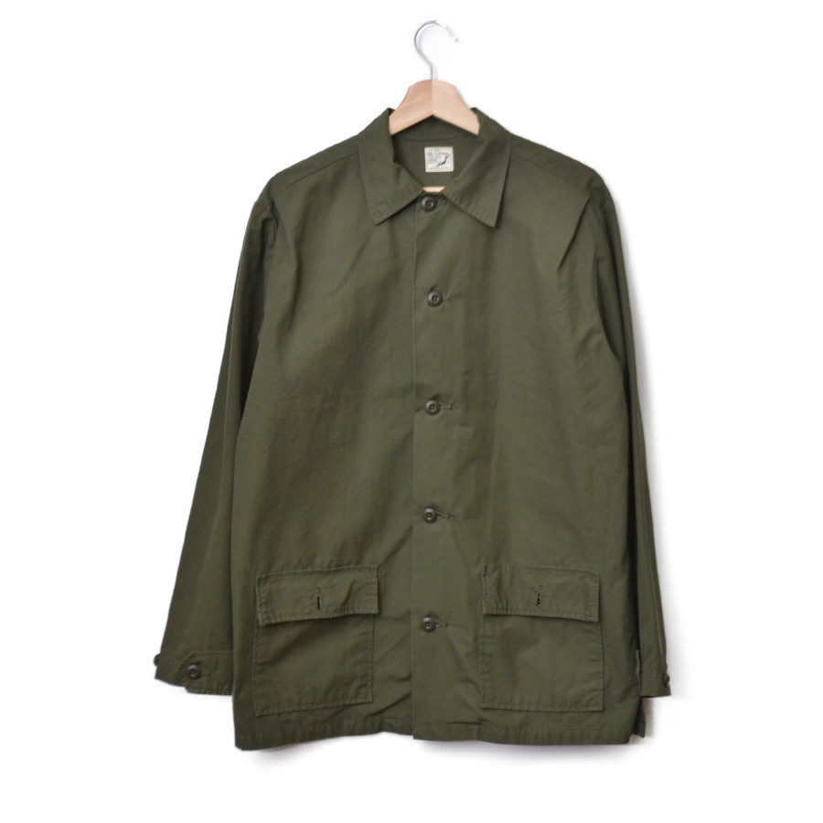 × strato ◆ 2017SS/ 別注US Army Jacket Ripstop コットン ミリタリージャケット