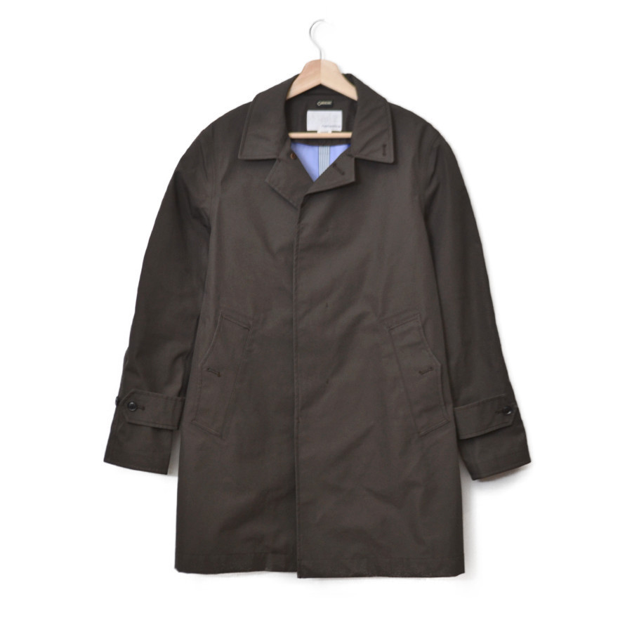GORE-TEX Soutien Collar Coat ステンカラー コート