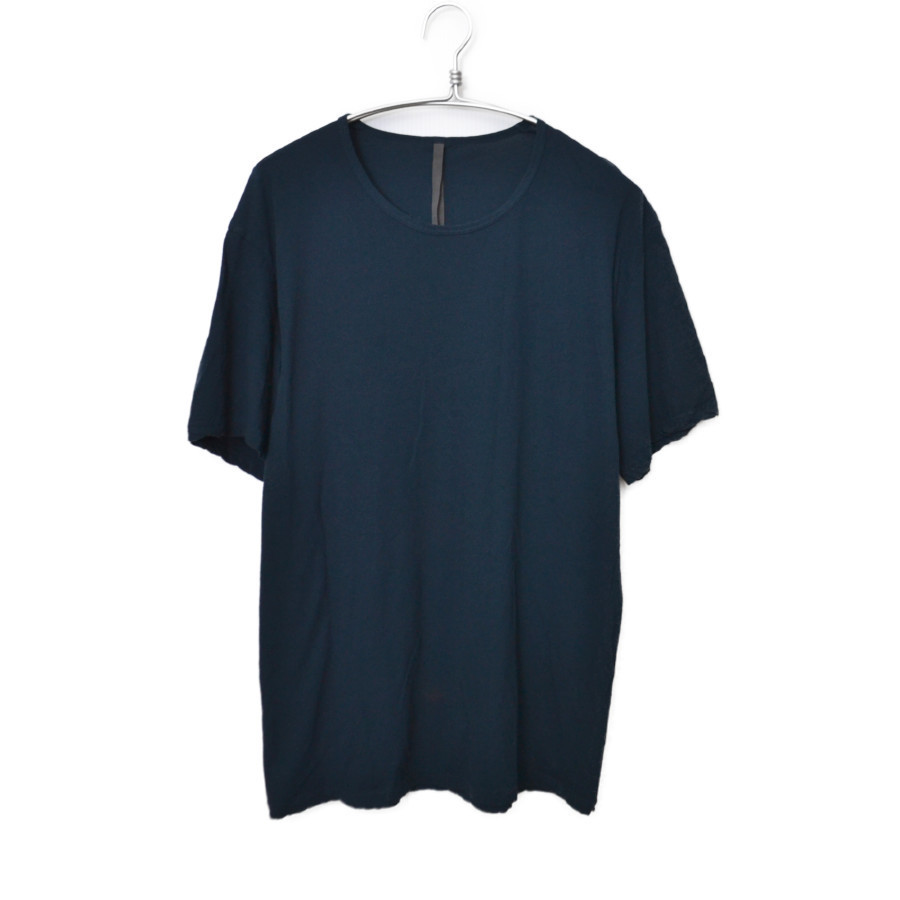 2018SS/フレスカ 天竺 クルーネック 半袖 Tシャツ