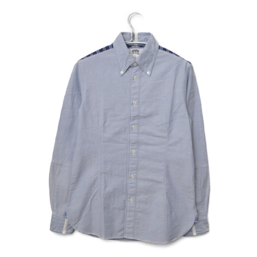 × Brooks Brothers ◆AD2010/再構築 チェック 切替 ボタンダウン シャツ