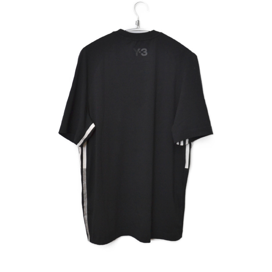 2018AW/ CK-U 3 STP SS TEE 3ストライプ 半袖Tシャツ