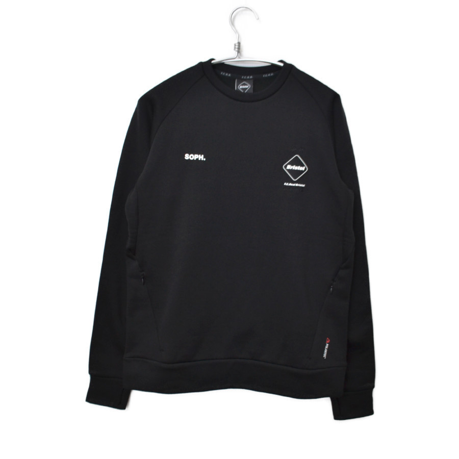 POLARTEC POWER STRETCH CREW NECK TOPクルーネック スウェット