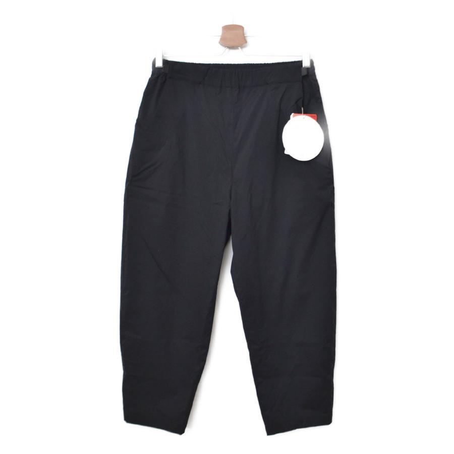 crank pants easy カルストレッチ軽量テーパードパンツ