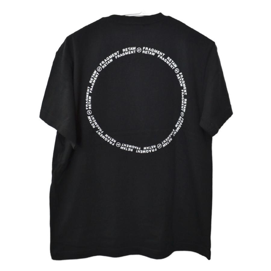 × Fragmentdesign ◆ ロゴプリント Tシャツの買取実績画像