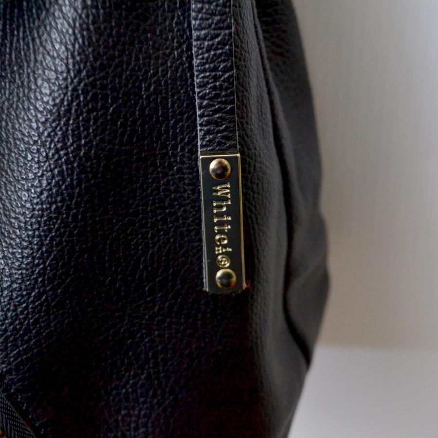 × WHITEIN8 ◆ バケツ型 ショルダー バッグの買取実績画像