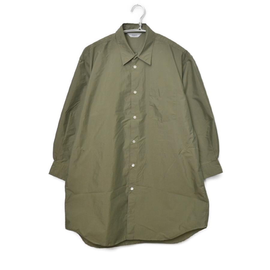 コットン ナイロン オーバーシャツの買取実績画像