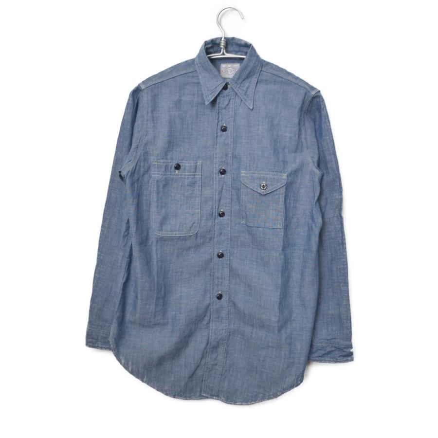 × BIG YANK ◆ シャンブレー シャツ