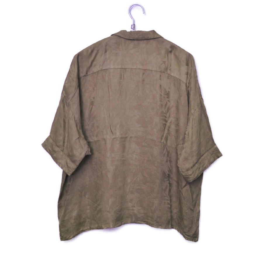ジャガード オープンカラー 半袖 シャツの買取実績画像