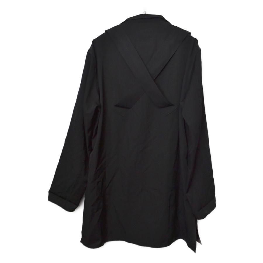 2014SS/ウールギャバジンスタンドカラー バンテージ シャツの買取実績画像