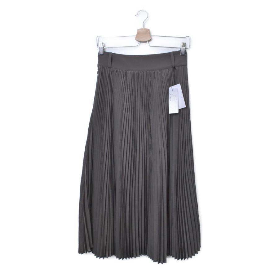 2020SS/ PLEATED SKIRT プリーツスカート
