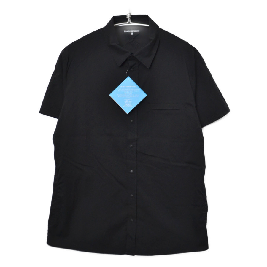 Knight Shirts S/S ナイトシャツ ストレッチナイロン半袖 シャツ