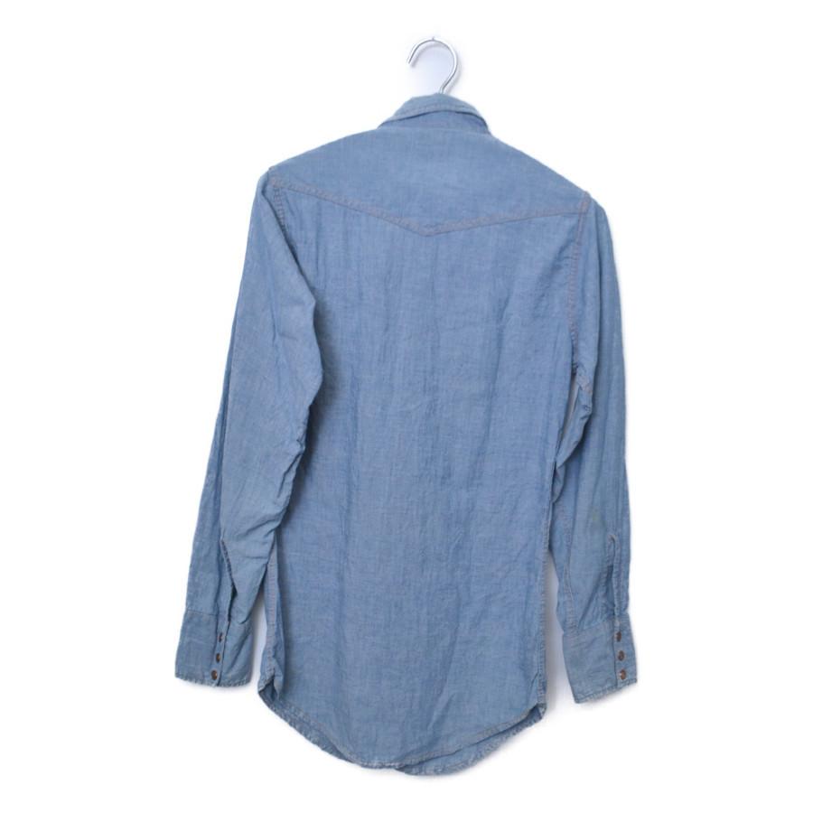 1950-60s ヴィンテージ デニムウエスタンシャツの買取実績画像