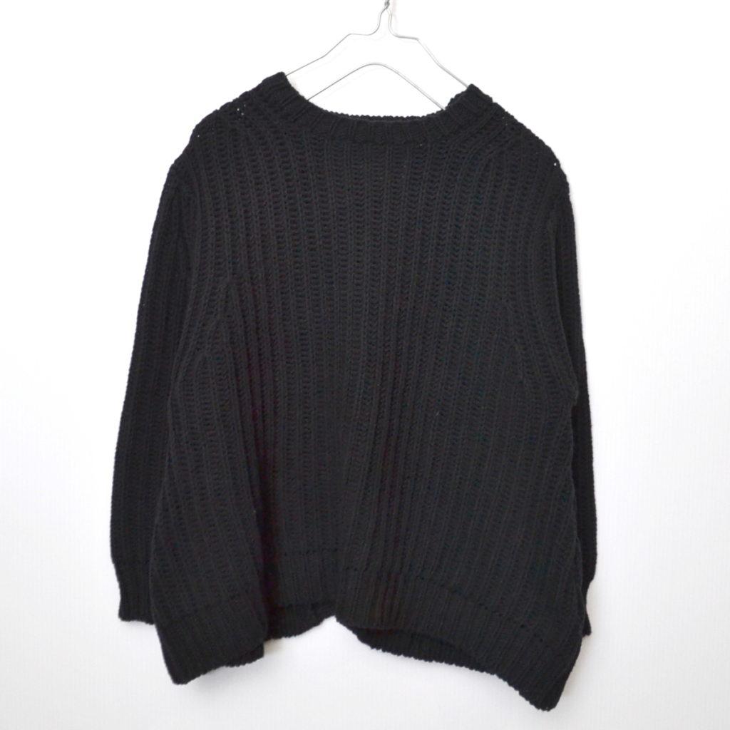 2015AW/ vck-109 コットン 2way knit ニット セーター
