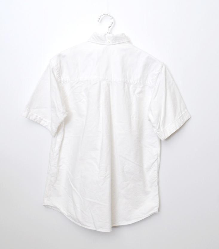 コットン ボタンダウン 半袖 シャツの買取実績画像