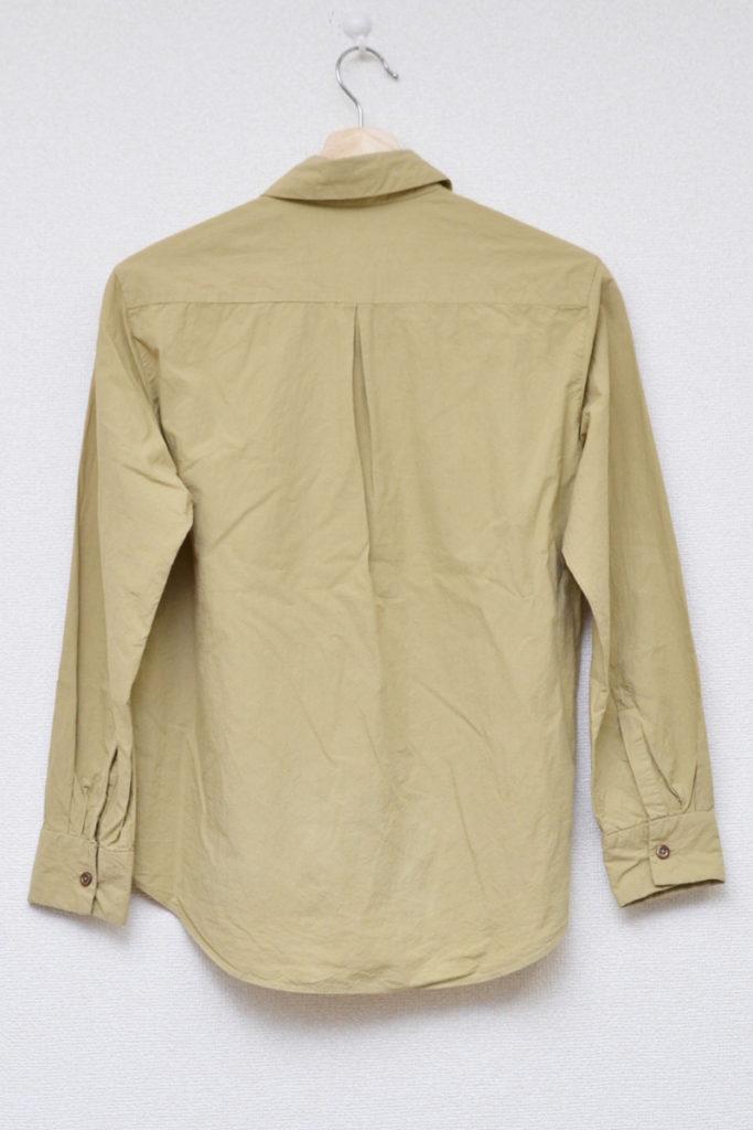 草木染め コットンシャツの買取実績画像